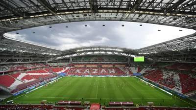 В УЕФА выразили обеспокоенность состоянием газона на «Ак Барс Арене» в Казани