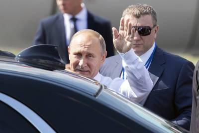 Путин прибыл в Нижний Новгород на торжества к 800-летию города