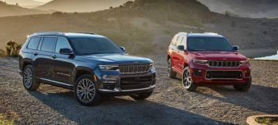 В России три модели Jeep подорожали на 100 тысяч рублей в августе 2021 года