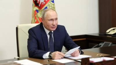 Путин: Россия является безусловным мировым лидером в сфере боевой авиации