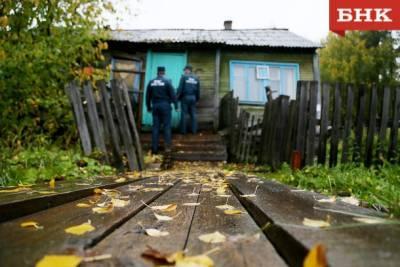 В Усть-Куломском районе объявили высокий уровень пожароопасности