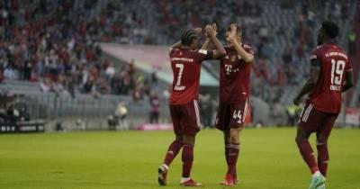 Дубль Гнабри помог «Баварии» одержать первую победу в текущем сезоне бундеслиги