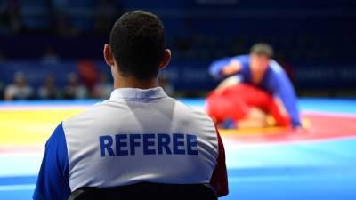 Российские самбисты выиграли пять золотых медалей на Кубке президента FIAS
