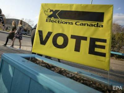 Консервативная партия Канады пообещала безвиз для Украины в случае победы на выборах