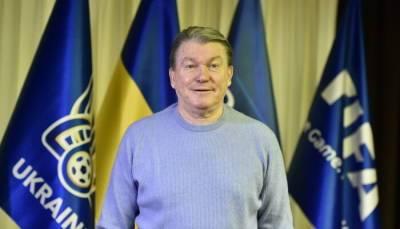Блохин получил награду «Национальная легенда Украины»