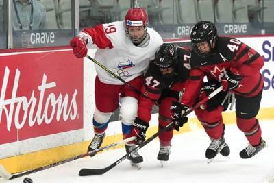 Бобарико прокомментировал поражение женской сборной России по хоккею от Канады