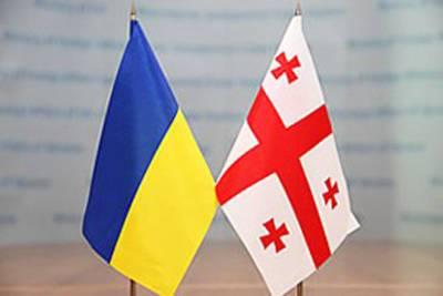 Парламенты Грузии и Украины намерены расширить сотрудничество