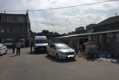На улице Высоковольтной в Рязани Kia Rio сбила 61-летнюю женщину