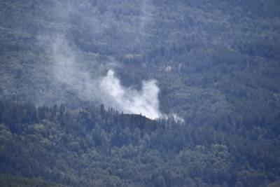 Радий Хабиров велел главам муниципалитетов не допустить распространения пожара в населенных пунктах