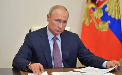 Владимир путин поддержал инициативу депутата Госдумы от Рязанской области