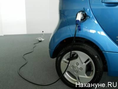 В России до 2024 года будет выпущено 25 тысяч электромобилей - правительство