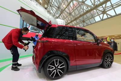 Россия начала радикальный энергопереход в пользу электромобилей
