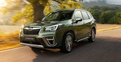 Большинство моделей Subaru подорожали в России на 30 тысяч рублей в августе 2021 года