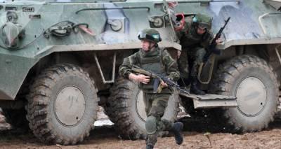 Коллективные силы ОДКБ в октябре проведут крупнейшие военные учения