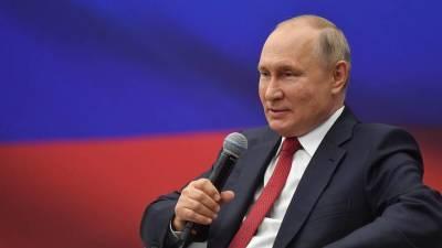 Песков рассказал об отношении Путина к инициативе Шойгу построить новые города в Сибири