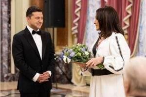Владимир Зеленский вручил Софии Ротару новую государственную награду. ФОТО