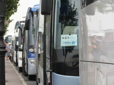 Назван самый популярный в Петербурге автобусный маршрут с начала 2021 года