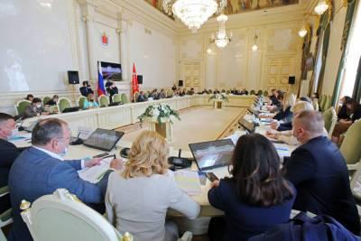 В 2022 году в бюджет Санкт-Петербурга поступит 750 млрд рублей от налогов