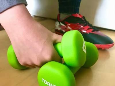 Распознать высокий уровень холестерина можно при тренировках
