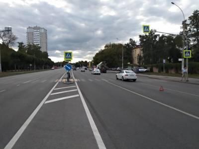 Трех пешеходов сбили за сутки в Липецкой области