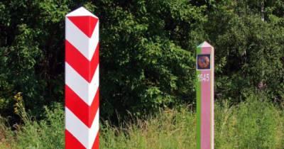 Польша построит стену на границе с Беларусью