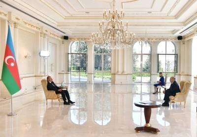 Президент Ильхам Алиев принял верительные грамоты новоназначенного посла Бельгии в Азербайджане