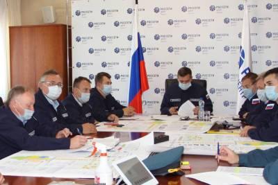 В Ярэнерго прошли совместные учения по ликвидации условной нештатной ситуаций с угрозой нарушения электроснабжения в Ярославской области