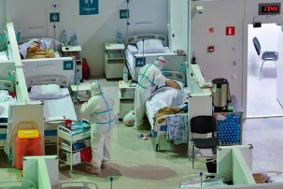 В России впервые с 23 июня выявили менее 19 тысяч новых случаев коронавируса