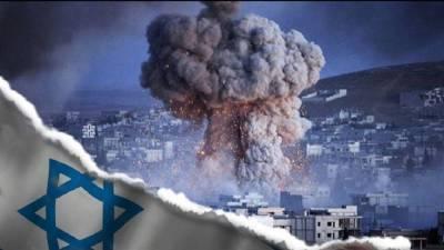 Израиль вновь атакует сектор Газа