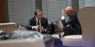 Президент Европейского совета настаивает на реформах в Грузии