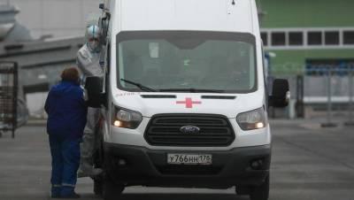 В Петербурге стабильно снижается число госпитализаций с COVID-19