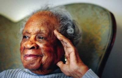 110-летняя пенсионерка назвала причину своего долголетия