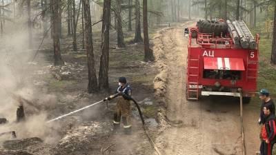 Глава Башкирии рассказал о ситуации с лесными пожарами в регионе