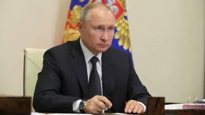 Путин призвал запустить новую программу по переселению из аварийного жилья