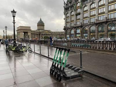 Петербургский Комтранс обсудил работу кикшеринговых сервисов