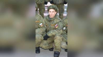 «Его затравили». Мать погибшего в Майкопе воронежского солдата рассказала о службе сына