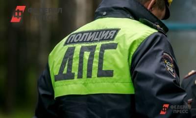 С начала года в Пермском крае в ДТП погибли 14 детей