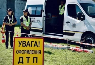Во Львовской области в ДТП погибли три человека