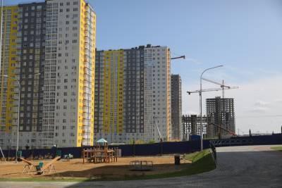 Министр строительства РФ посетил нижегородский ЖК «Анкудиновский парк»