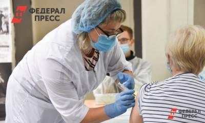 В Волгоградской области привили 80 % педагогов