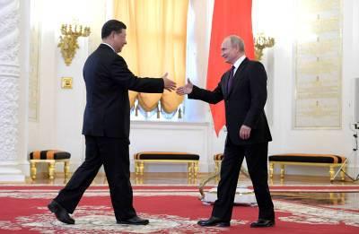 Путин и Си Цзиньпин договорились о координации по Афганистану