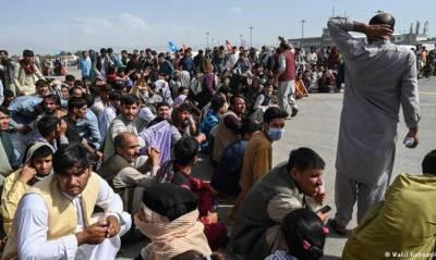 США за сутки эвакуировали из Афганистана 19 тысяч человек