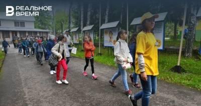 Более 4,5 млн российских детей отдохнули в лагерях летом 2021 года