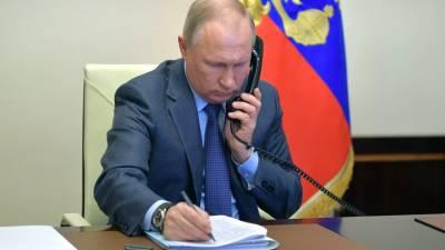 Путин и премьер Пакистана обсудили положение дел в Афганистане