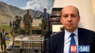 Посол Дмитрий Жирнов. Талибам нет альтернативы в Афганистане