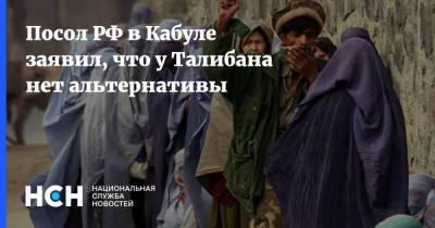 Посол РФ в Кабуле заявил, что у Талибана нет альтернативы