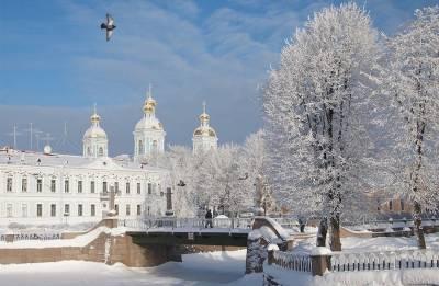 Особенности климата и прогноз погоды на зиму в Санкт-Петербурге в 2021-2022 году