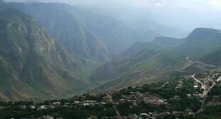 Инцидент на границе Армении и Азербайджана потребовал вмешательства российских военных