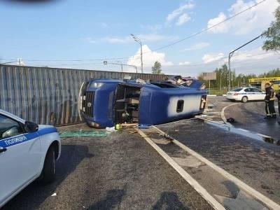 Уголовное дело по факту смертельного ДТП с автобусом и фурой под Смоленском передали в суд