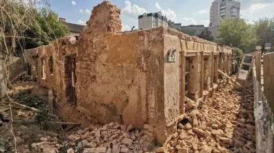 Снос исторического дома Вагнера в центре Воронеже обернулся уголовным делом
